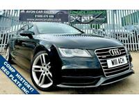 2014 Audi A7 3.0 TDI QUATTRO S LINE 5d 204 BHP AUTO! 2 PREV OWNERS! COMP SERVICE