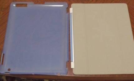 Blue iPad cover...NEW