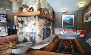 Large Whistler Cabin Available for Christmas Through New Years