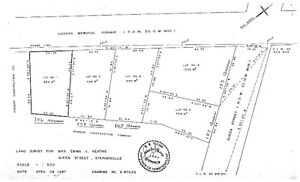 3 Blocks of Residential Land for Sale in Stephenville