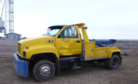 1999 CHEVROLET C6500 S/A Tow Truck For Sale **CALLS ONLY** Calgary Alberta Preview