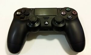 BLACK WIRELESS PLAYSTATION 4 CONTROLLER FOR SALE