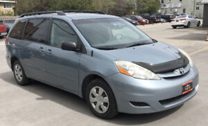 Toyota Sienna 7 Passenger Power Sliding door Financing Available