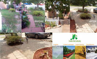 Spring Special Yard Cleaning and Landscaping