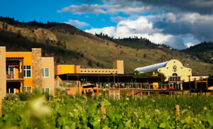 Osoyoos  BC - One Night Stay and Wine Tour - Spirit Ridge
