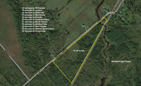 16+ acres in Richmond minutes from Ottawa - No HST