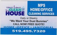 Construction Clean - Janitorial Service