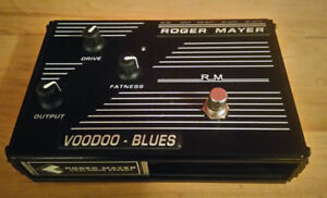 Roger Mayer Voodoo Blues (Prix Vente rapide/Echage possible)
