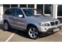 BMW X5 d SPORT (silver) 2006