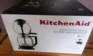 KitchenAid Siphon Coffee Brewer New in Box