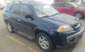 2004 Acura MDX TECH Package Asking $ 7,999.