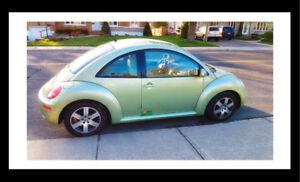 Volkswagen Beetle, 2.5L, Automatique