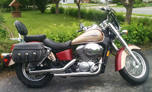 Honda Shadow Ace VT750