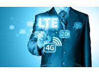 4G LTE Broadband. Wave Goodbye To Buffering Slow Internet Speeds.
