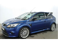 STUNNING FORD FOCUS RS 2.5 3DR ICONIC COLLECTORS CAR RS REG