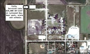 Fully Serviced Lots for sale in Altona, MB