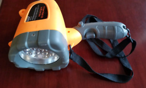 16-LED Rechargeable Spotlight-in Great Condition