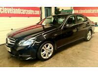 2013 Mercedes-Benz E Class E220 CDI SE 4dr 7G-Tronic SALOON Diesel Automatic