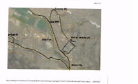 Deer Road preliminary subdivision for sale