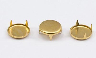 Заклепки и зацепки Size 16 Gold
