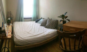Private room sublet | Sherbrooke & Papineau