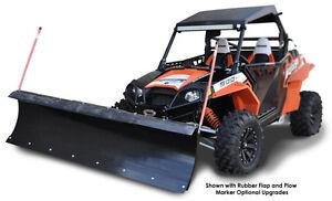 Kawasaki Teryx and Mule UTV Snow Plow - Canada Shipping
