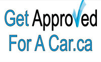 Get Approved for a Car