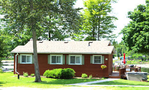 Two Adjacent Beautiful Kawartha Lakes Cottage Rentals