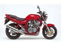 SUZUKI BANDIT 600 N 1996-2005 BREAKING PARTS SPARES & REPAIRS