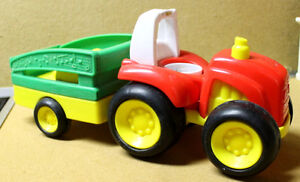 Fisher Price Little People Vehicles with sounds.