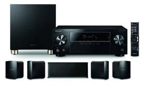 Pioneer HTP-074  5.1 Channel Home Theatre System - NEW IN BOX
