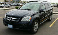 2008 Mercedes-Benz GL 320 cdi-Class SUV, Crossover