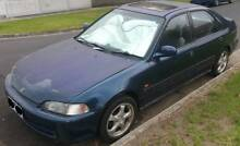 RARE - 1995 Honda Civic Sedan (survivor car) Coburg Moreland Area Preview