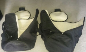 2  Protection Racket Conga Travel Bags LIKE NEW Stratford Kitchener Area image 3