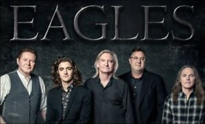 LAST CHANCE for the Eagles live in Toronto tonight !