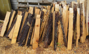 Maple Firewood wedges $1 each 32 inch long