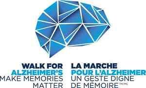 13th Annual Walk for Alzhemier's