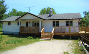 NEW LISTING!! - BUNGALOW ON 1.8 ACRES