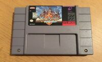 Super Nintendo SNES King Arthur and the Knights of Justice