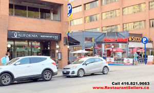 Restaurant For Sale in Prime Downtown Toronto Location @ Church