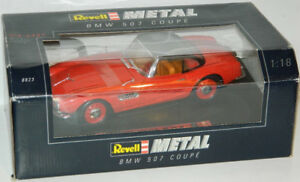 Revell 1/18 BMW 507 Touring Sport Diecast Car Red