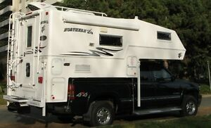 "2010 Northern Lite 8'11"" Q Classic SE, with 2002 Chev 2500 HD"