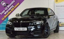 image for 2018 68 BMW M2 3.0 M240I 2D 335 BHP