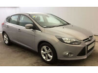 2012 FORD FOCUS 1.6 ZETEC AUTO GOOD / BAD CREDIT CAR FINANCE FROM 34 P/WK