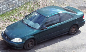 2000 Honda Civic Special Edition Coupe (2 door)