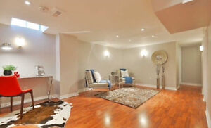 Newly 1 bedroom basement apartment for rent in Oakville