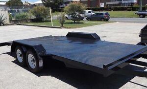 BRAND NEW 2900KG 15 X 6.6 CAR CARRIER AUSTRALIAN MANUFACTURER!! Armidale Region Preview