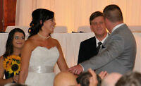 Your Wedding Officiate/Minister in the GTA