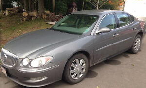 Allure Buick, Silver with 4 doors. 2008 with only 1 owner, low m