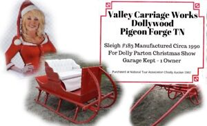 Dolly Parton / Horse Drawn Cutter